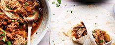 Slow cooker chicken fajitas - Asda Good Living Fajita Seasoning, Soup Mixes, Chicken Fajitas, Asda, Slow Cooker Chicken, Quick Easy Meals, Menu, Cooking, Ethnic Recipes