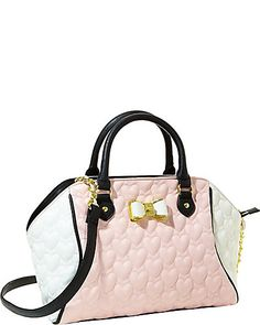 New Betsey Johnson purse available for Pre-Order Feb 17. Must save!