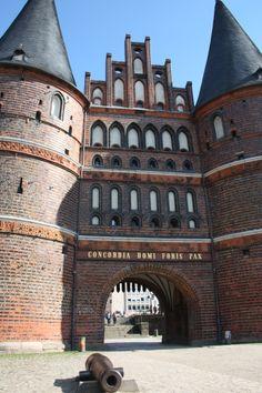 #Holstengate, Lübeck,