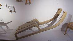 Roman Kvita navrhl sáně s názvem Raketa.
