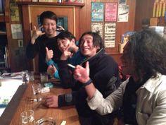 自分的ターニングポイントは、 コタツムリを日本橋に降臨して大丈夫?、 掘りコタツ&みかん、 堂島さんのシークレットの意味(笑)、 坂本君と壱君のゲスト感、 ハッピーバースデーのサプライズ、 パンフレット、  そんなステキナイトでした!