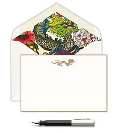 My Cup of Te: New Schumacher Stationery