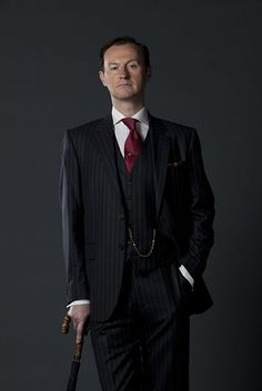"""Which """"Sherlock"""" Character Are You?<----- How in the world did I get Mycroft?"""