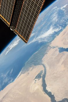 Snapshot photo taken from the International Space Station by a member of Russian-led Expedition 36