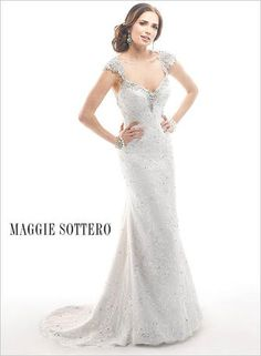 Find This Pin And More On Wedding Dresses Maggie Sottero Haute Couture
