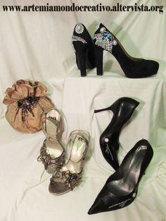 scarpe personalizzate www.artemiamondocreativo.altervista.org