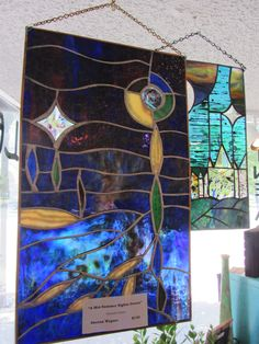 stained glass by Shanna Wagner
