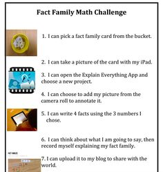 Making Math Meaningful and Fun ~ Mrs. Wideen's Blog