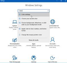 Ittechsavvy: How to add colours to Windows 10 available in the ...