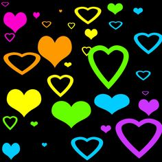 Neon Backgrounds for Girls Stars Wallpaper, Neon Wallpaper, Pattern Wallpaper, Screen Wallpaper, Backgrounds Girly, Cute Wallpaper Backgrounds, Cute Wallpapers, Cool Backgrounds For Girls, Desktop Wallpapers