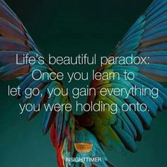 LETTING GO ~