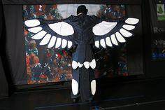 magpie costume by maderjanet, via Flickr