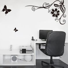 Product Description Removable Wall Sticker Material PVC Effect - Vinyl wall decals removable how to remove