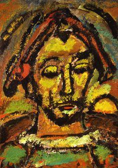 Georges Rouault, Arlequin (1943)