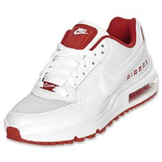 Air Max w/ red lining