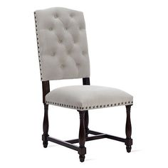 Montecito Tufted Side Chair