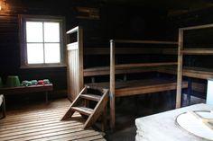Kuvahaun tulos haulle ulkosauna Bunk Beds, Saunas, Cabin, Furniture, Home Decor, Decoration Home, Double Bunk Beds, Room Decor, Home Furnishings
