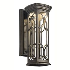 Shop Kichler Lighting 4922 Franceasi LED Wall Sconce At ATG Stores. Browse  Our Wall Sconces