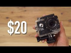 (17) $20 4k Action Cam Review - Is it Worth it? | $20 Go Pro | 4K - YouTube