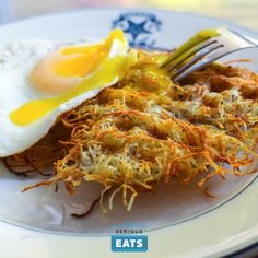 For hash browns that are crispy on the outside and tender on the inside, look no farther than your waffle iron.