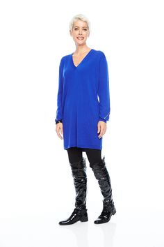Kelley Derrett Collection in Wellington is a modern take on Woman's Apparel with a focus on Women's Knitwear and Sustainable Fashion designed by Kelley Derrett Fall Winter 2014, Sustainable Fashion, Cobalt, Merino Wool, Knitwear, Tunic Tops, Zip, Clothes For Women, Book