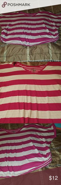 Jam short sleeved top Stripped short sleeved top. Jms Tops Tees - Short Sleeve