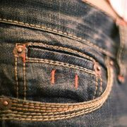 How to Make the Waistband Larger on a Pair of Jeans   eHow