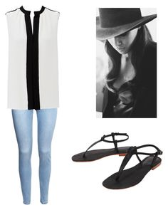 """""""Set#113"""" by anneclo on Polyvore featuring H&M, Derek Lam, Cushnie Et Ochs and Cocobelle"""