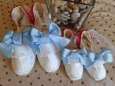 ALPARGATAS COMUNIÓN Y CEREMONIA Ballet Dance, Dance Shoes, Pamplona, Slippers, Sneakers, Wedding, Diy, Dress, Fashion