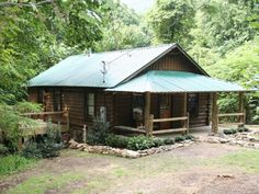Cabin vacation rental in Asheville