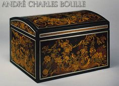 by Andre Charles Boulle