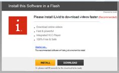 Fix PC Virus: How to remove Install this Software in a Flash vir...