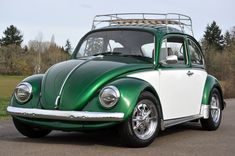 Bid for the chance to own a No Reserve: Custom 1969 Volkswagen Beetle at auction with Bring a Trailer, the home of the best vintage and classic cars online. Lot ##1014.