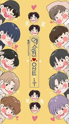 Mobile Wallpaper, Iphone Wallpaper, Ideal Boyfriend, Kpop Fanart, Korean Men, Art Studies, Aesthetic Art, Pretty Boys, Chibi