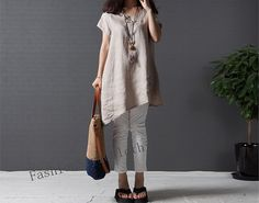Welcome to my FashionStyleClothing    material : linen    Size M :    Shoulder breadth :38cm    Bust :102cm    Sleeve cage : 50cm    Cuff :