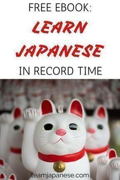 How to learn Japanese FAST! This awesome and FREE ebook shares loads of polyglot secrets for faster language learning! Don't waste time on ineffective study methods. Use tried and tested methods to speed up your learning and speak Japanese quickly! #learnjapanesefast #howtolearnjapanese #howtostudy