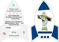 buzz lightyear invitaciones - Buscar con Google