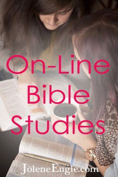 On-line Bible Studies are becoming quite popular in our age of technology.  After all, they are convenient.  If you can't leave your home because of an illness, age of your children, homeschooling, or working inside or outside of the home, then you can join a study on-line.  This way you can get into the Word [...]