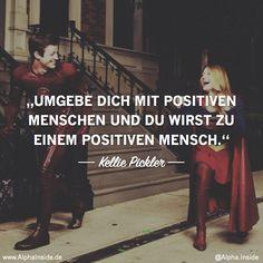 Kellie Pickler - umgebe dich mit positiven menschen und du wirst zu einem positiven mensch