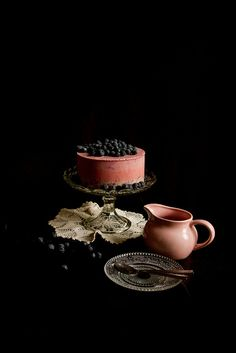 Frozen berry yoghurt-3 | Flickr - Photo Sharing!