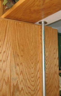 Free Hidden Door Plans - How to Build A Hidden Door For a Safe Room