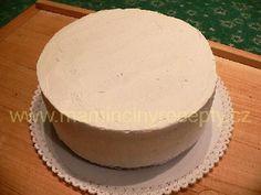 Schwarzwaldský višňový dort – Maminčiny recepty Vanilla Cake, Red Velvet, Food, Recipes, Essen, Meals, Yemek, Eten