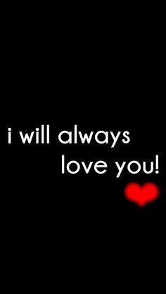 I will love u till the end ma kutty
