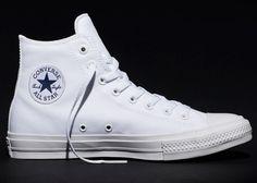 Converse unveils first redesign of classic Chuck Taylor All Star sneakers since the 1930s.