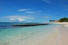 Райская красота самых голубых лагун мира