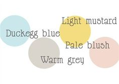 Colour Schemes - wedding planning discussion forums You are in the right place about main bathroom i Duck Egg Living Room, Duck Egg Blue Bedroom, Blue Gray Bedroom, Yellow Nursery, Duck Egg Blue And Yellow Living Room, Blue And Yellow Bedroom Ideas, Duck Egg Blue Colour Palette, Blue Wall Colors, Blue Color Schemes