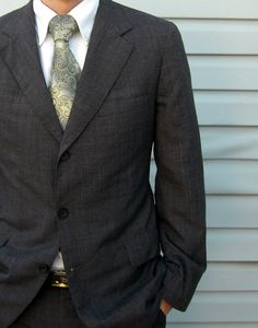 Feather's Flights {a creative, sewing blog}: Altering a Man's Suit: Part 6 Revealed!