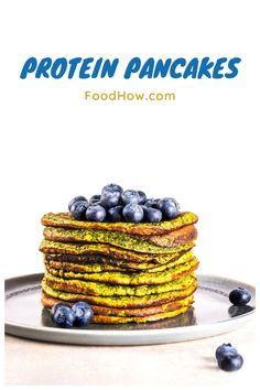 Breakfast is the most important meal of the day. When working towards weight loss, you need to be very deliberate with what you take for breakfast. Protein pancakes are the best option, especially for bodybuilders. Besides the health benefits, these pancakes are delicious and filling. Protein #pancakes are easy to make. We have put up several recipes to help you provide the best breakfast for your family. With these different recipes, breakfast in your house will never be an exciting affair. Protein Crepes Recipe, Oatmeal Protein Pancakes, Healthy Protein Pancakes, Chocolate Protein Pancakes, Protein Powder Pancakes, Low Carb Protein, Light And Fluffy Pancakes, Sweet Potato Pancakes, Superfood Powder