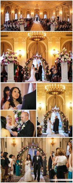 8/10/13: Nan & Mike Yale Club Wedding from Sarah Merians Photography