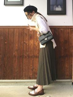 UNIQLOのニット・セーターを使ったshihoのコーディネートです。WEARはモデル・俳優・ショップスタッフなどの着こなしをチェックできるファッションコーディネートサイトです。